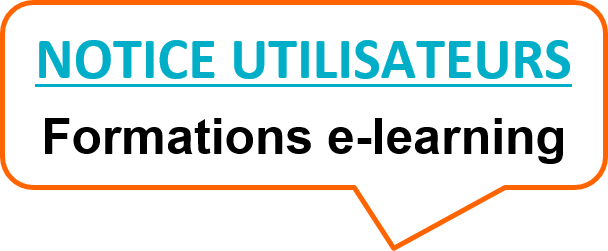 notice utilisateurs e-learning